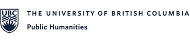 UBC Public Humanities logo