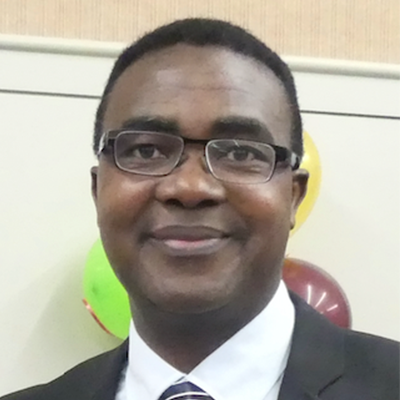 Headshot of Dr. Joash Gambarage